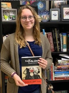 Inola freshman's short story published in NSU Talon Literary Journal