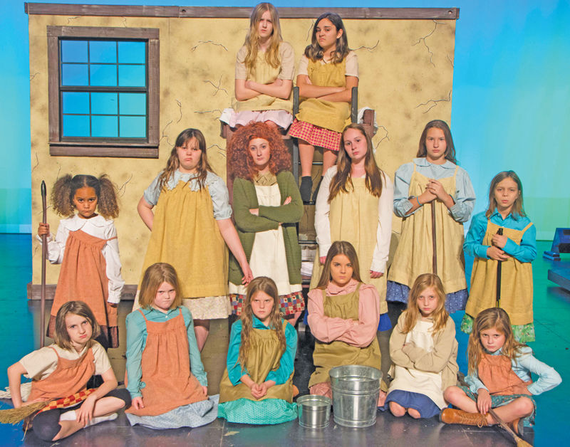 'Annie the Musical' production nears