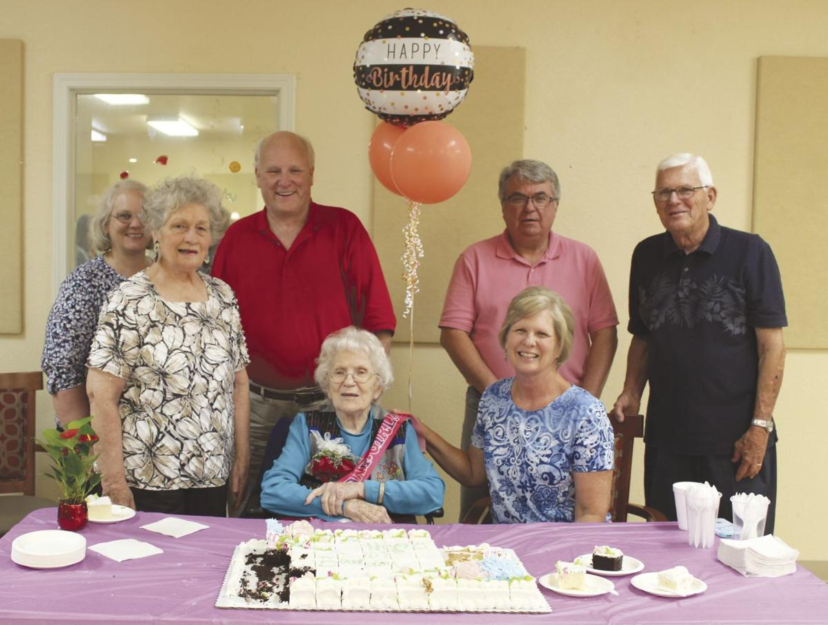 Summers celebrates birthday with family, friends, memories
