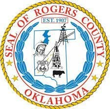 Rogers County Board of Commissioners seal