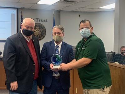 City of Claremore wins award