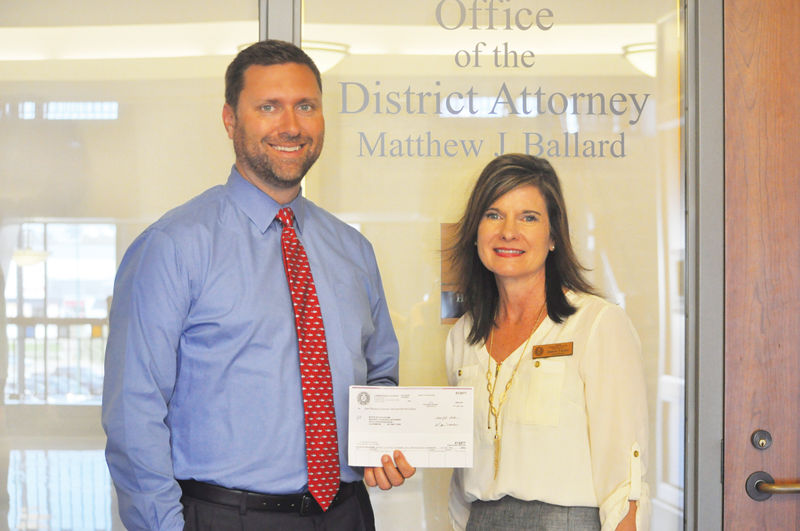 Donations, grants support mobile forensic lab