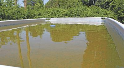 Brown water worries residents, safe to drink city says