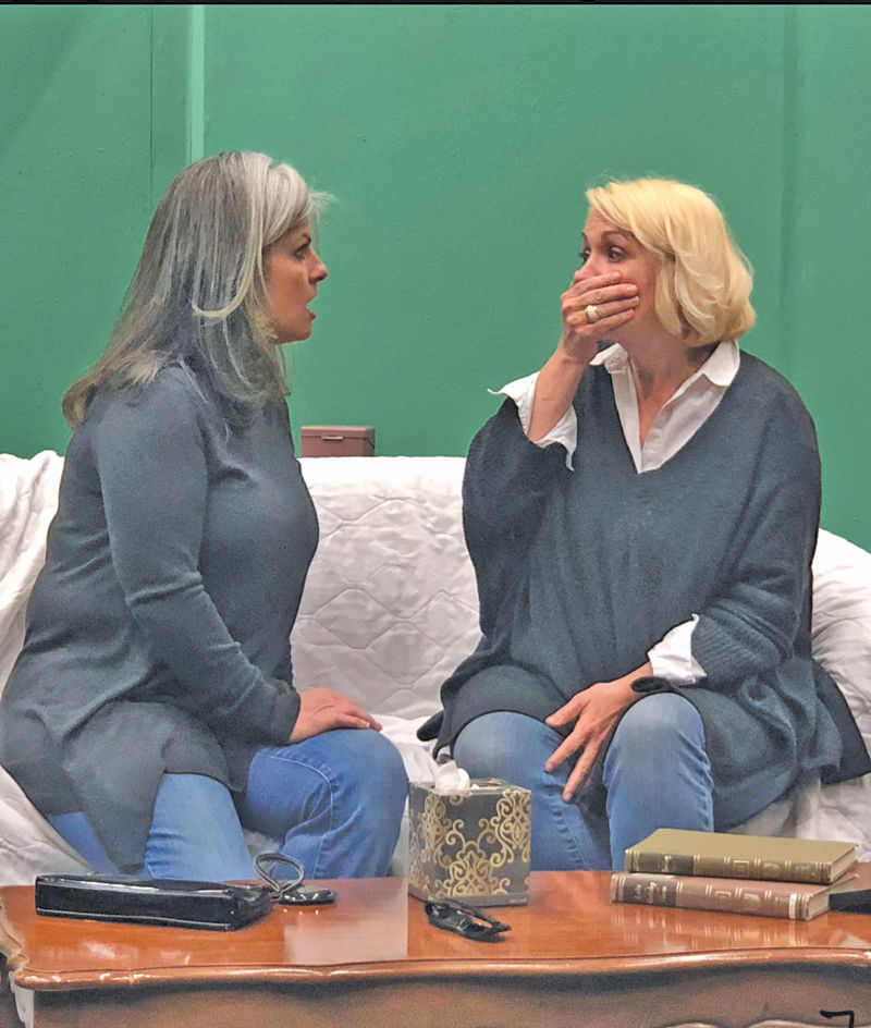 Female 'Odd Couple' this weekend at PAC