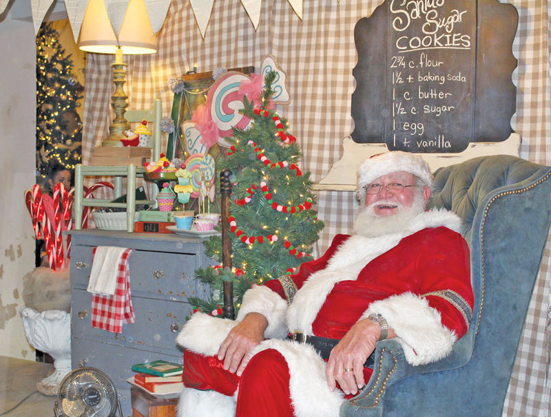 Photos with Santa to highlight 1st Saturday Downtown in Claremore