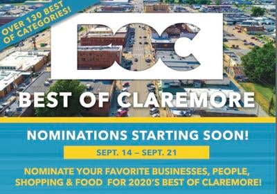 Best of Claremore competition is back