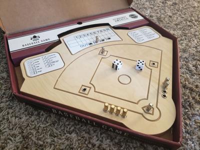 Baseball Boardgame