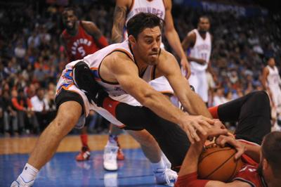 THUNDER NOTES:  Nick Collison's jersey to be retired
