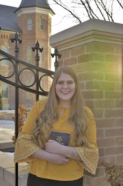 Sequoyah student to serve 18 month mission in California