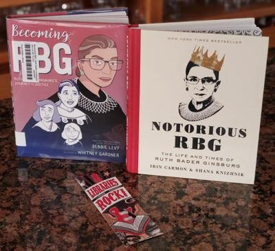 Annie Says:   RBG notorious in any form