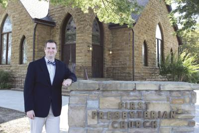 First Presbyterian invites Josh Kerr to return as new pastor