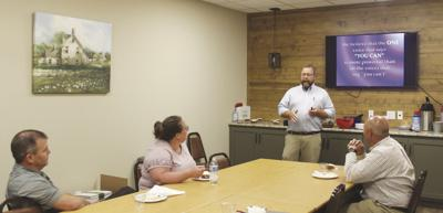 RCYS hosts lunch and learn to teach community about their services