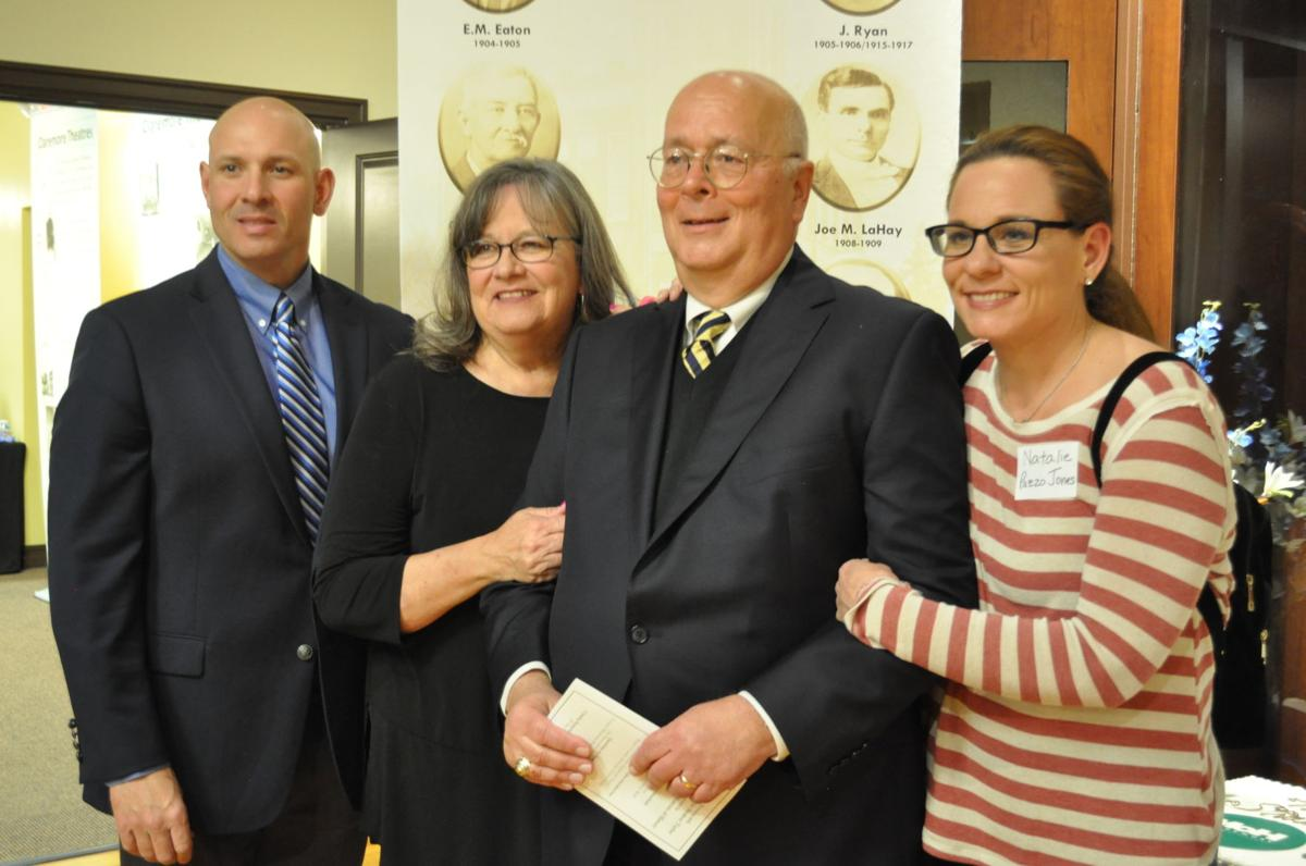 Taylor honored at debut of historical video for Claremore Museum of History