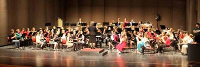 All County Honor Bands