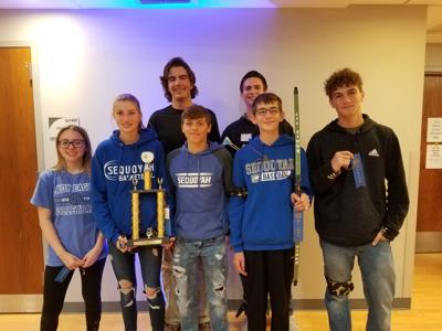 Sequoyah STEM Team takes first at Engineering Games