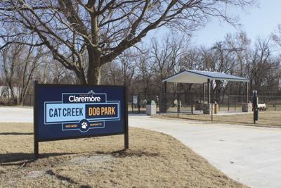 Bark Park opens Tuesday