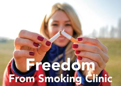 Free smoking cessation clinic offered in Claremore