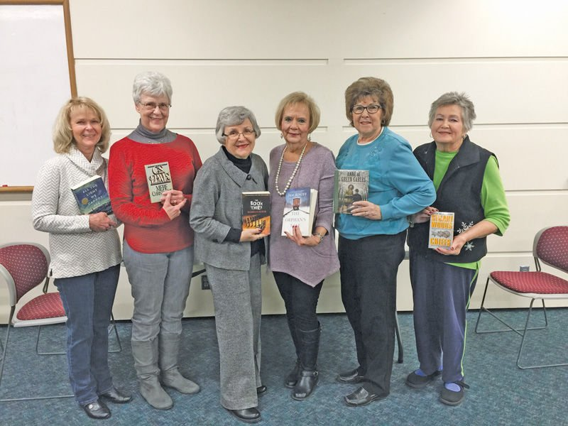 'Friends of the Library to present 'Books You Love' program in February