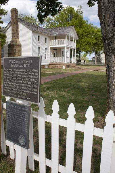 Will Rogers Memorial Birthplace Ranch