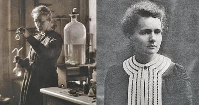 Play brings story of Marie Curie and sister Bronia to life