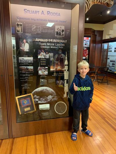 MoH celebrates junior curator Apollo project