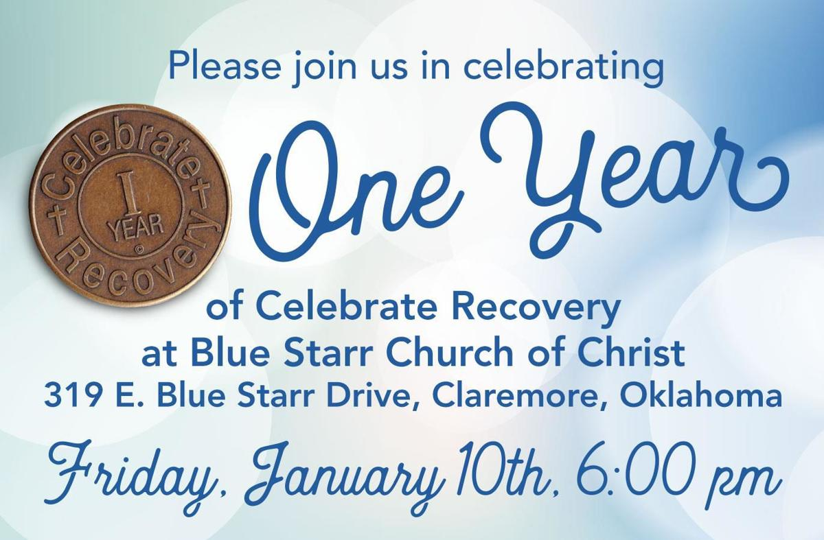 Blue Starr Celebrate Recovery celebrates 1 year