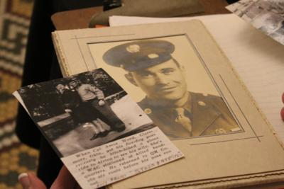 Daughter details the life and legacy of Sheriff Amos G. Ward