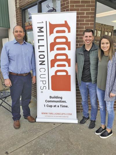 Small businesses share success, struggles at 1Million Cups