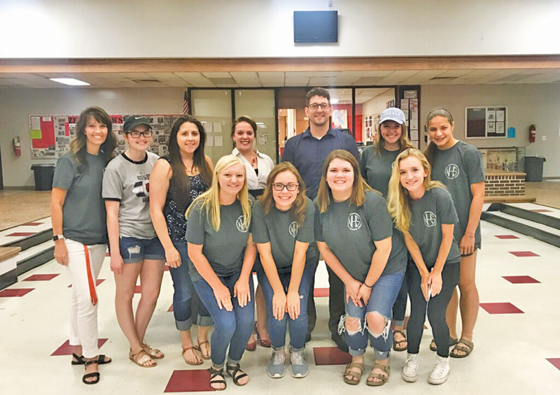 CHS National Honor Society hosts first College Connection