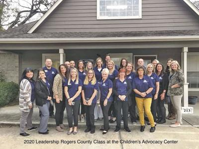 Leadership Rogers County participates in Quality of Life Day