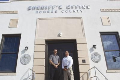 Rogers County Sheriff hires former TPD officer Wayne Brown