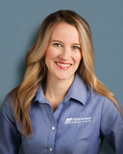 Marketing director announced at HydroHoist Marine Group