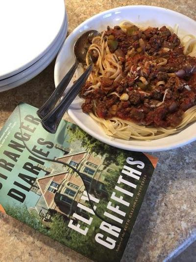Food by the Book: Murder mystery writer adopts Italian cooking