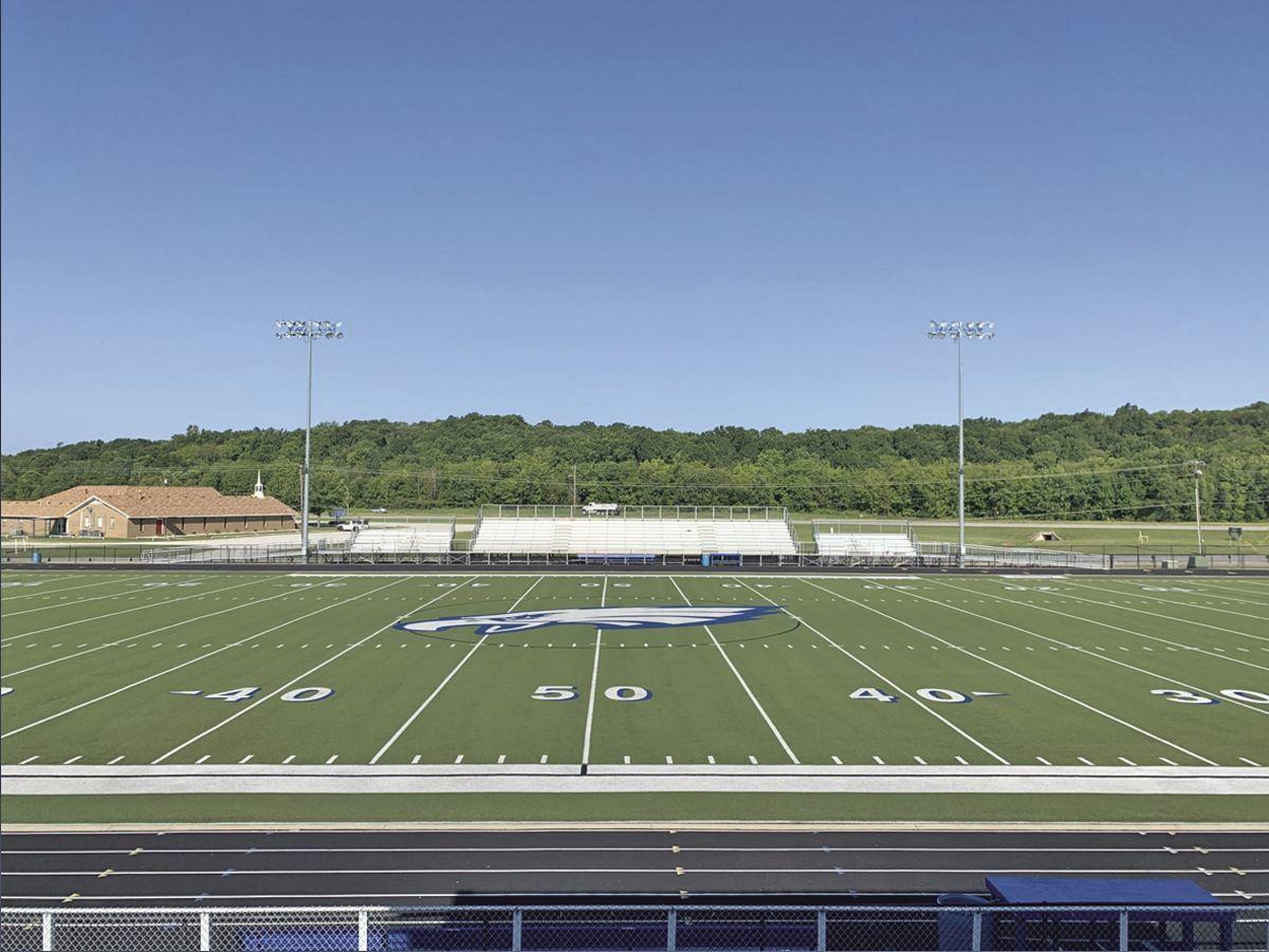 Sequoyah football field