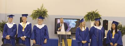 Hope Harbor Academy honors inaugural class of graduates