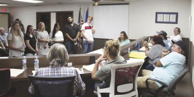 High school students urge Inola trustees to institute recycling system