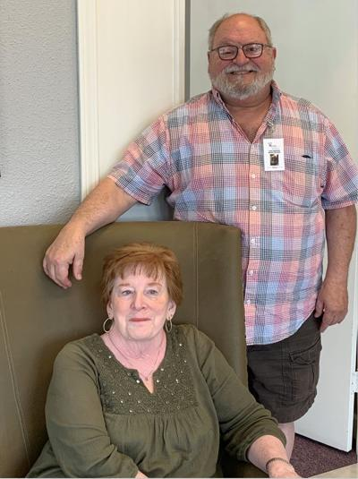 CASA Volunteer of the Month – Dana and Kathy Crow