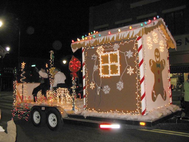 Claremore Christmas Parade 2019 Claremore Christmas parade Saturday | Community