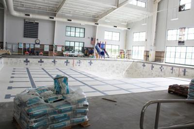 Claremore Rec Center Pool