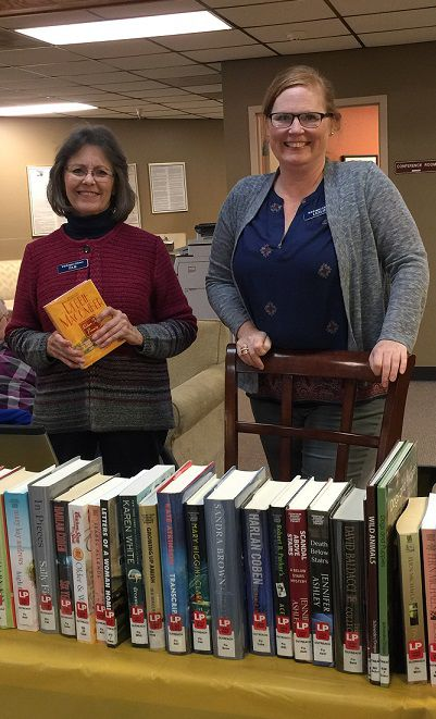 Will Rogers Library begins outreach to senior care facilities