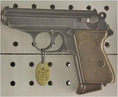PPK, Walther PPK