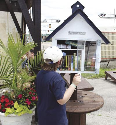 Little library, big impact