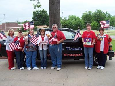 Claremore Blue Star Mothers seeking donations for soldier care packages