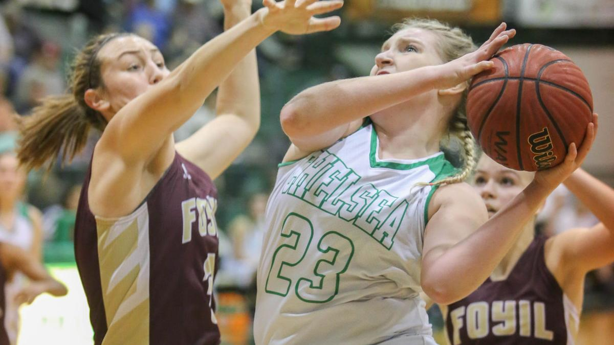 Green Sweep: Chelsea takes two from neighboring Foyil Friday night