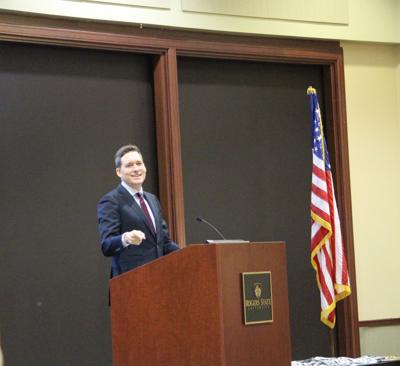 Lieutenant Governor-elect Matt Pinnell