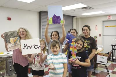 Claremore Youth Summer Camps delight and challenge youngsters