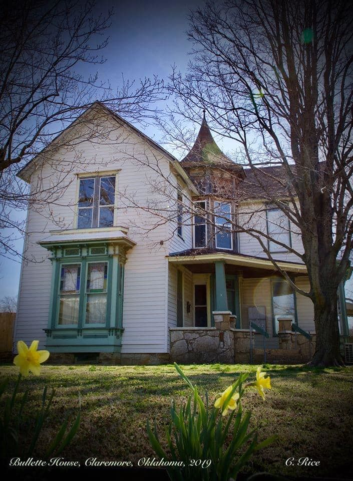 Bullette House-Before