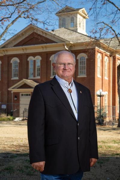 Lay campaign for Principal Chief emphasizes a brighter future