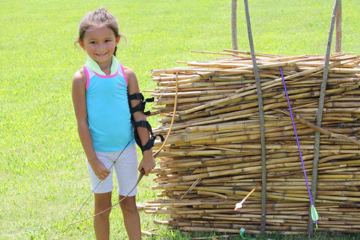 5-year old competitor qualifies for  Native Game finals