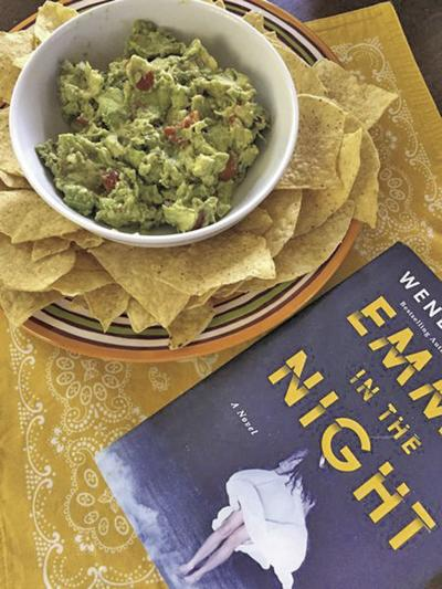 """Food by the Book: """"Emma in the Night"""" will keep you on edge of seat"""